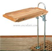 Accessori Nautica Tavolo in teak 70x90 cm  [7120270]