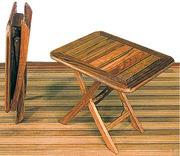Accessori Nautica Tavolo teak 50x40 cm  [7130520]