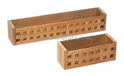 Contenitori multiuso - Misure mm: 250x100x100
