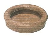 Accessori Nautica Maniglia teak 45 mm  [7160123]<br/><font color=#962308>Quantità Minima: 4 pezzi (1.57€ al p.zo) </font>