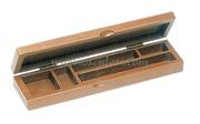 Contenitore per compassi, matite e gomme