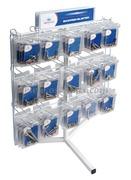 Viteria in blister - Solo espositore da banco / Set pre-configurati di 291 blister assortiti + espositore da banco